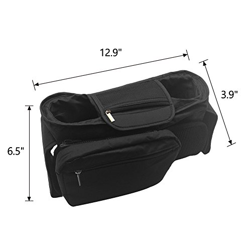 Gorse Stroller Organizer Bag for Moms, Mother's Bag,The Perfect Baby Shower Gift! by Gorse (Image #2)