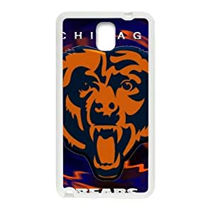 Chicago Bears Fashion Comstom Plastic case cover For Samsung Galaxy Note3