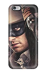 Brooke C. Hayes's Shop Hot 3245316K79375546 Excellent Design 2013 The Lone Ranger Movie Phone Case For Iphone 6 Plus Premium Tpu Case