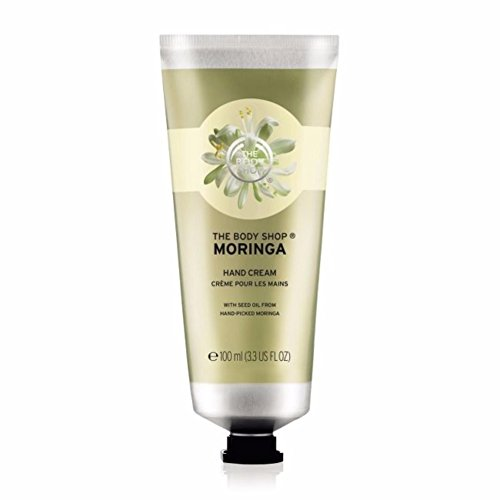 The Body Shop Moringa Hand Cream, 3.4 Fluid Ounce