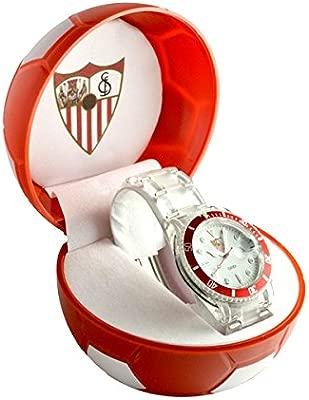 Sevilla futbol club la Liga España adulto reloj de pulsera - rojo ...
