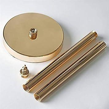 Amazon.com: Oro Soporte universal – Lámpara de techo con ...