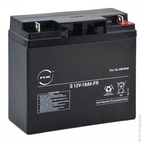 NX - SLA Battery S 12V-18Ah FR 12V 18Ah T3 - Unit