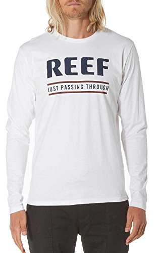 Reef Term LS T-Shirt - White - XL