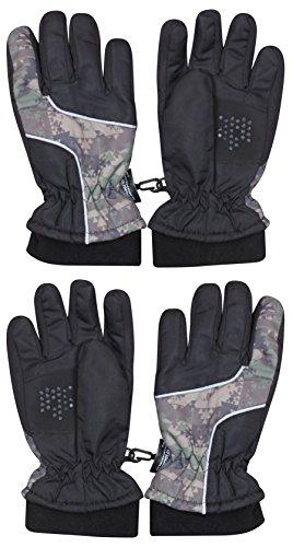 Boys Minus Zero Thinsulate Ski Glove 2 Full Sets