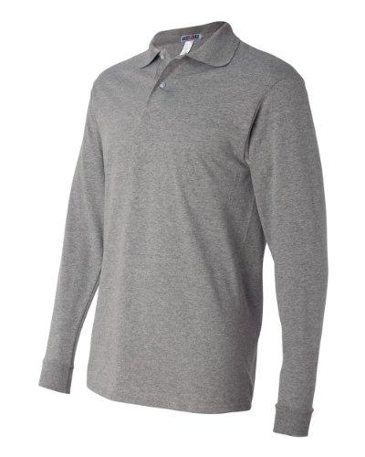 Jerzees Spotshield Adult Long Sleeve Jersey Sport Shirt
