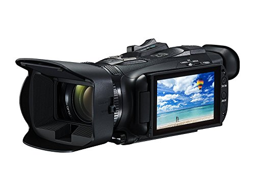 Canon VIXIA G40 Full HD Camcorder with 20x Zoom, 1080P Video, 3.5-inch OLED (CERTIF1ED REFURBISHED) by Canon