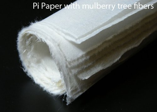 30 Sheets #1 Mulberry Paper for Chinese Painting or Sumi-e (13
