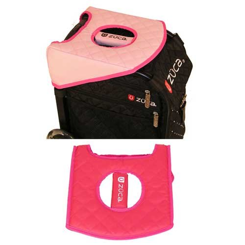 Zuca RSCPP139 Seat Cushion Reversible Hot Pink Pale Pink 89055900139