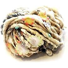 Knit Collage, Gypsy Garden, 35 yards - 2 stitch per inch (Stardust Garland)