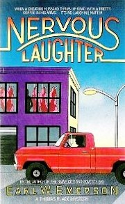 book cover of Nervous Laughter