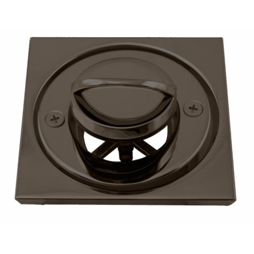 Roman Tub Tile (SNSdirect Original Roman Tub Drain Trim with 4-1/4 in. OD Tile Square in Oil Rubbed Bronze By SNSdirect)