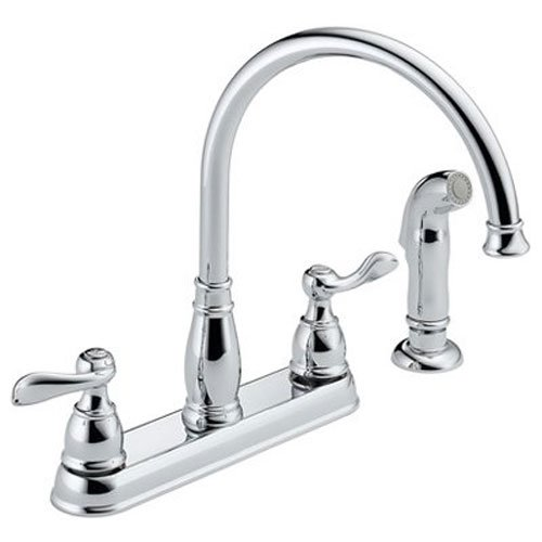 Install Kitchen Faucet Amazon Com