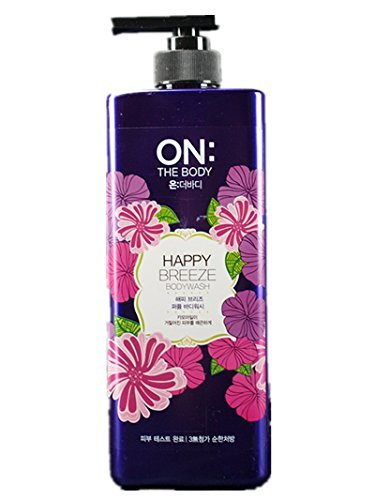 [Lg H&H] ON: The Body Korea Made Body Wash 900ml (Happy ()