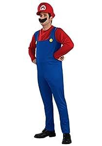Rubie's - Disfraz Mario Bros de niño a partir de 3 años (889228M)