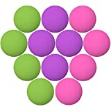 Neon Blend Assorted Color Lacrosse Balls Certified [Misc.]