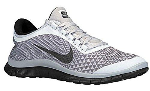 Nike Free 3.0 V5 Men's Performance Running Shoes Wolf Grey/Black Size 6 U.S.