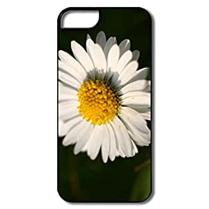 Cool White Daisy Macro IPhone 5/5s Case For Friend