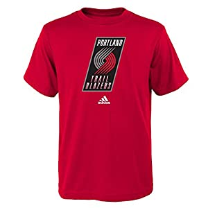 NBA Boys Youth Full Primary Logo Short Sleeve Tee
