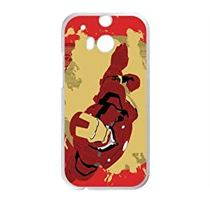 Happy iron man Phone Case for HTC One M8