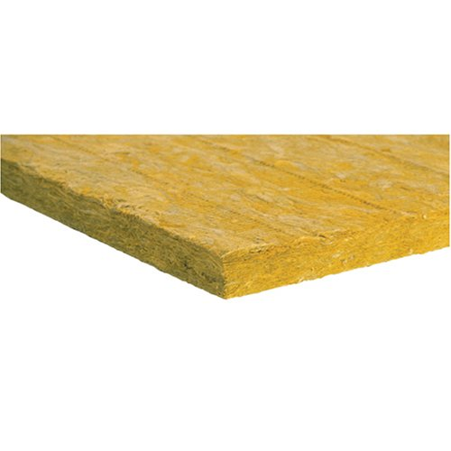 Mineral Fiber - Auralex 2MF24 2 Mineral Fiber Insulation; 6-2'x4'x2 Panels in Yellow