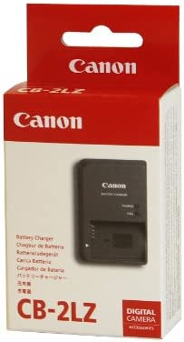 Amazon.com : Canon CB-2LZ Battery Charger for Canon Battery ...