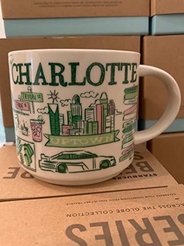 - Starbucks Charlotte North Carolina Mug Been There Series Across the Globe Collection