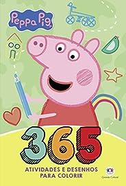 Peppa Pig - 365 atividades e desenhos para colorir
