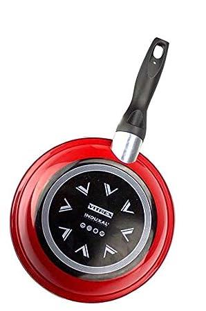Vitrex CAVM1016 Sarten Maison ac/esm Acero esmaltado, Multicolor: Amazon.es: Hogar