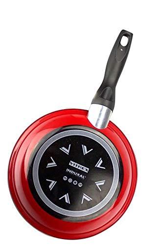 Vitrex CAVM1016 Sarten Maison ac/esm Acero esmaltado, Multicolor