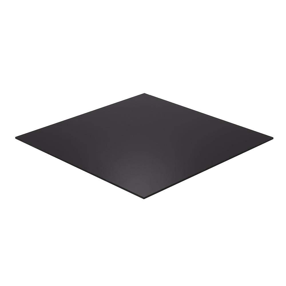 by FriccoBB 3mm Plastics 200x300mm Black Acrylic Transparent Sheet Acrylic Plate Gloss Board Cut