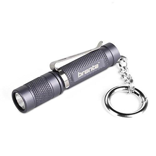 Bronte BT01 150 Lumen CREE XP-G2 LED Mini llavero linterna ...