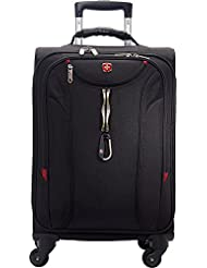 SwissGear Travel Gear 1900 Spinner Carry-On Luggage - eBags Exclusive