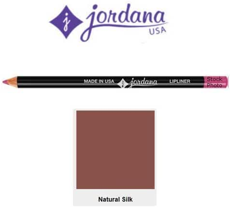 Jordana Longwear Lipliner Pencil 05 Natural Silk