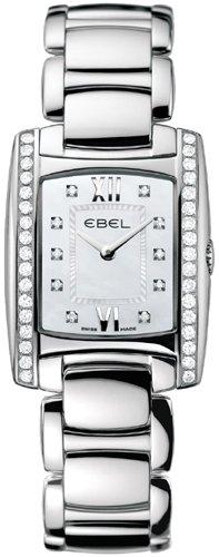 Ebel Brasilia Ladies Diamond Mother-Of-Pearl Watch 9976m28/9810500 1215607