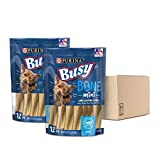 Purina Busy Made in USA Facilities Small Breed Dog Bones; Mini - (2) 21 oz. Pouches