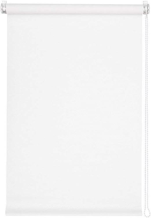 Victoria M. Tenebra Estor Opaco, 125 x 160 cm (Ancho x Alto), Blanco: Amazon.es: Hogar