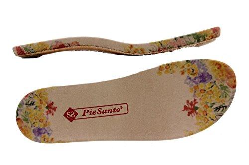 Piesanto Sandali Comfort Plantare Pelle Marino Estraibile Speciale 1503 Donna Scarpe Larghezza CUqTFSxCr