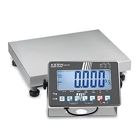 Núcleo IXS Plataforma Báscula con IP65 para teléfono (15 kg: 0,5 g