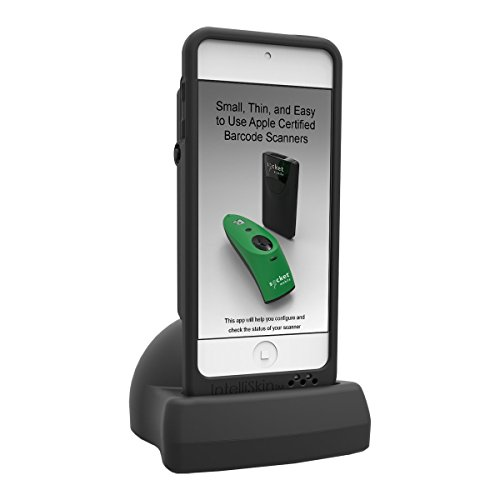 Socket DuraCase and Charging Dock - Barcode Scanner Charging Stand - External - Black - 3L8508