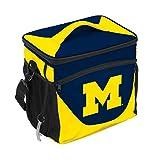 logobrands NCAA Michigan Wolverines Cooler 24
