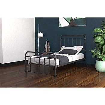 Amazon.com: DHP metal Dos camas: Kitchen & Dining
