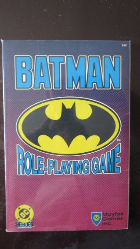 Batman Role-Playing Game (Mayfair Tables)