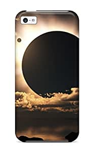 Iphone 4/4s Cover Case - Eco-friendly Packaging(planets Sci Fi)