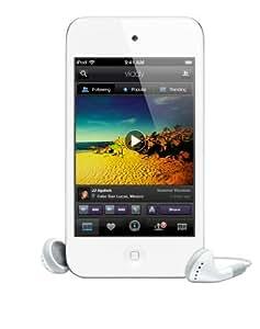 Apple iPod Touch 4a Generación 16Gb, Color Blanco