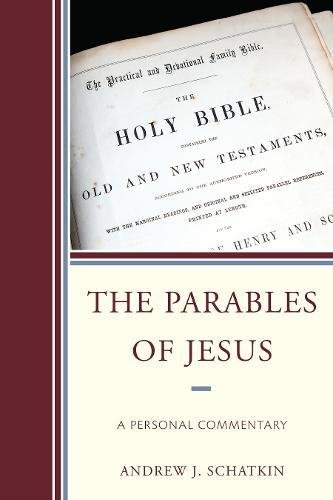 The Parables of Jesus: A Personal Commentary image
