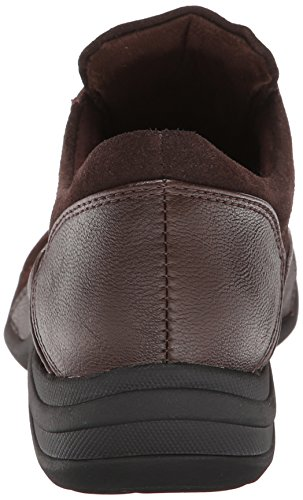 Hush Puppies Kendra Alternative Oxford Marrone Scuro Pelle / Suede