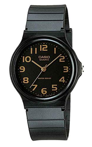 - CASIO MQ24-1B2 Casual Men's Dress Watch