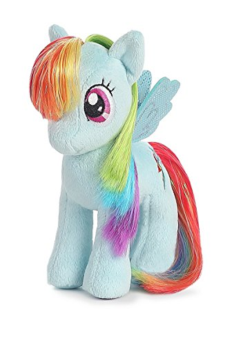 "Aurora World My Little Pony/Rainbow Dash Pony/6.5"" Plush"