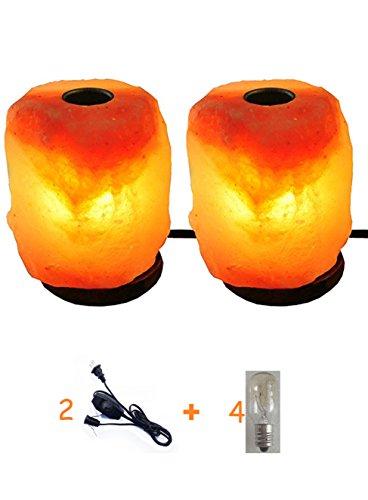 Orange Oil Lamp - 5